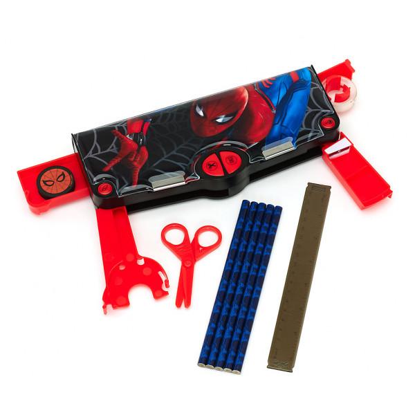 Disney Store Spider-Man Homecoming Pennfodral Med Extra Tillbehör från Disney store