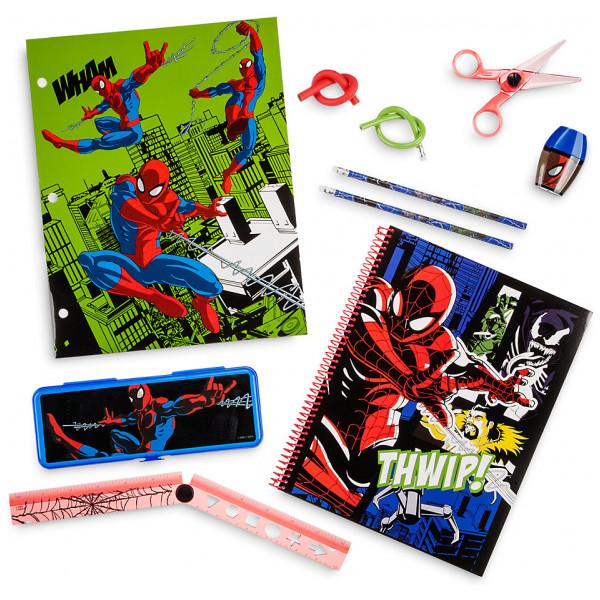 Disney Store Spiderman Skrivset från Disney store
