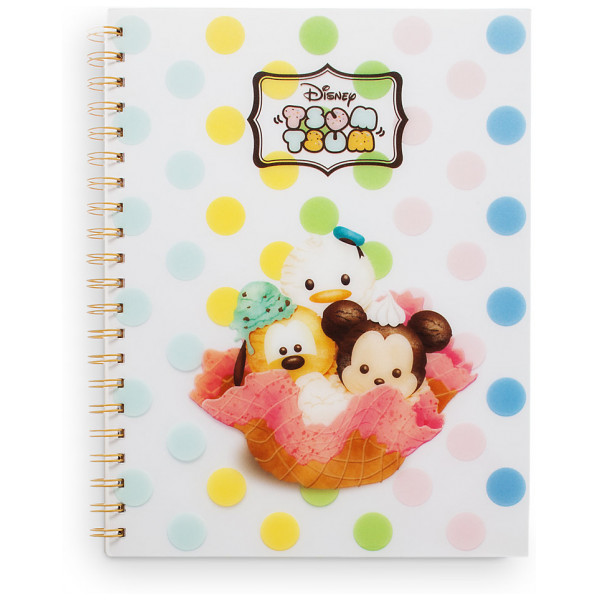 Disney Store Tsum A4-Anteckningsbok från Disney store