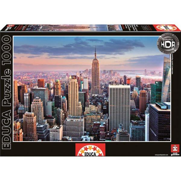 Educa Pussel Puzzle 1000 - Manhattan 014811 från Educa