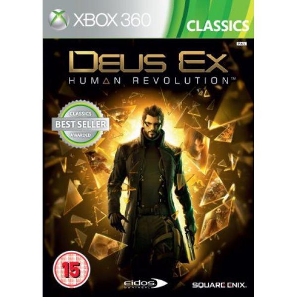 Eidos Tv-Spel Deus Ex Human Revolution från Eidos