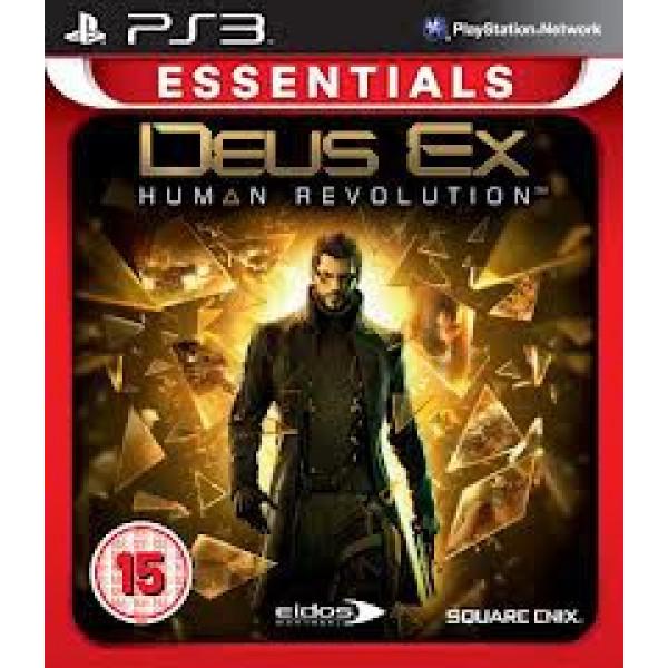 Eidos Tv-Spel Deus Ex Human Revolution Essentials från Eidos