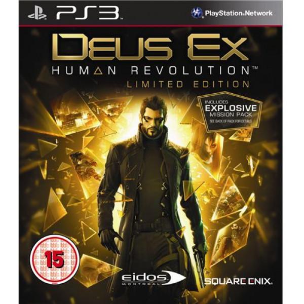 Eidos Tv-Spel Deus Ex Human Revolution Limited från Eidos