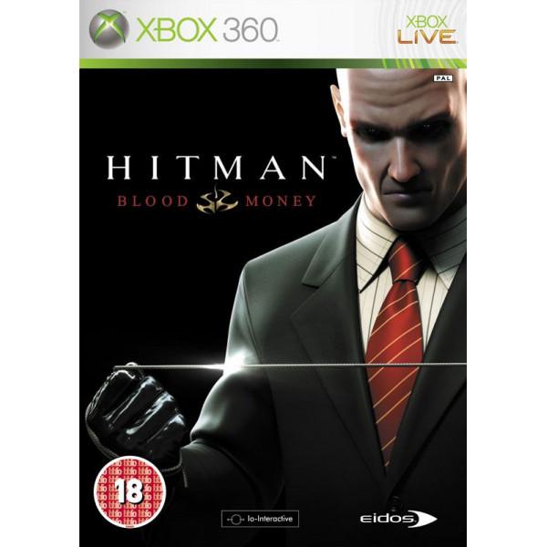 Eidos Tv-Spel Hitman Blood Money från Eidos
