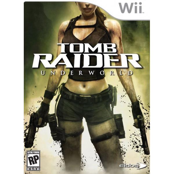 Eidos Tv-Spel Tomb Raider Underworld från Eidos