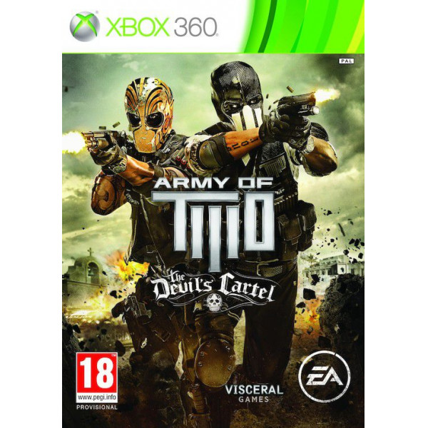 Electronic Arts Tv-Spel Army Of Two The Devil's Cartel från Electronic arts
