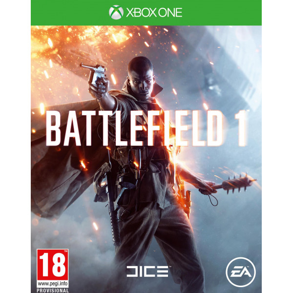 Electronic Arts Tv-Spel Battlefield 1 Nordic från Electronic arts