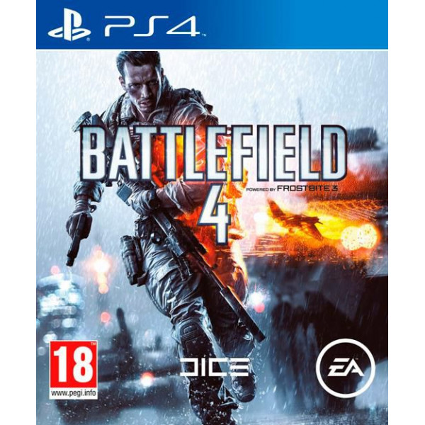 Electronic Arts Tv-Spel Battlefield 4 från Electronic arts