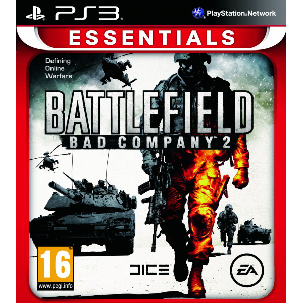 Electronic Arts Tv-Spel Battlefield Bad Company 2 Two Essentials från Electronic arts