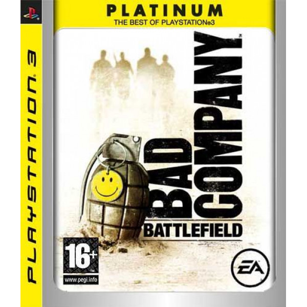 Electronic Arts Tv-Spel Battlefield Bad Company Platinum från Electronic arts