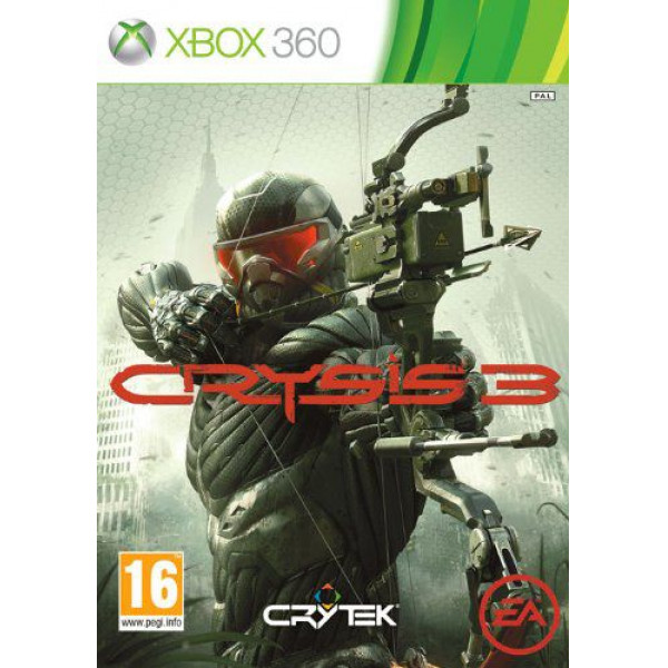 Electronic Arts Tv-Spel Crysis 3 Classics från Electronic arts
