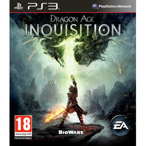 Electronic Arts Tv-Spel Dragon Age Iii 3 Inquisition Nordic från Electronic arts