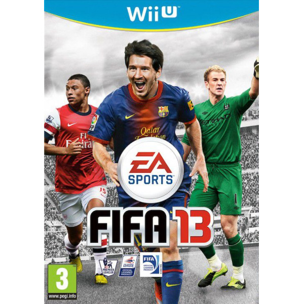 Electronic Arts Tv-Spel Fifa 13 från Electronic arts