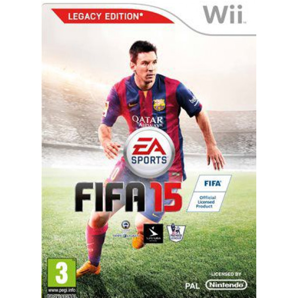 Electronic Arts Tv-Spel Fifa 15 - Legacy Edition Nordic från Electronic arts