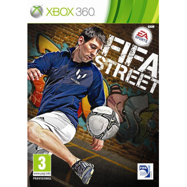 Electronic Arts Tv-Spel Fifa Street 2012 från Electronic arts