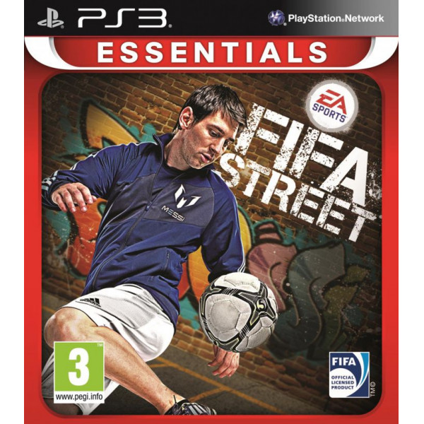 Electronic Arts Tv-Spel Fifa Street 2012 Essentials från Electronic arts