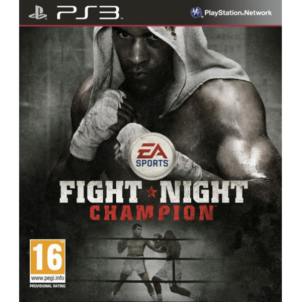 Electronic Arts Tv-Spel Fight Night Champion från Electronic arts