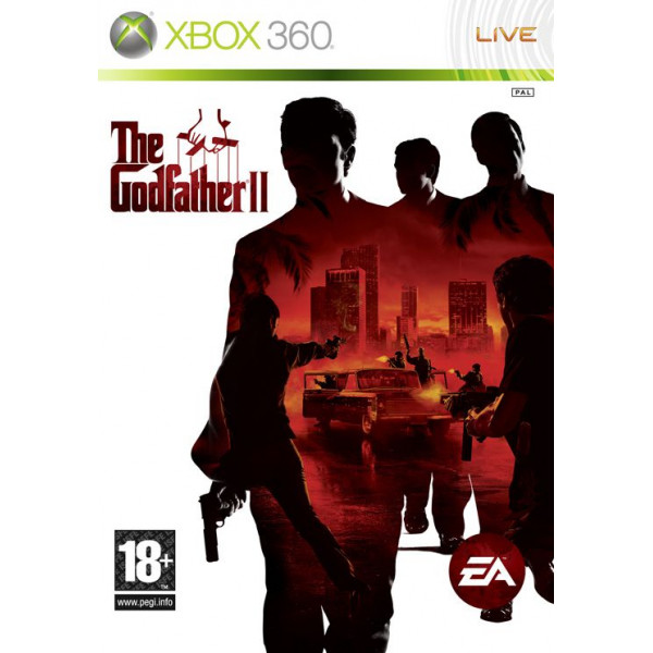 Electronic Arts Tv-Spel Godfather Ii 2 från Electronic arts