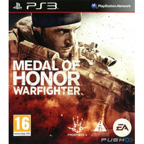 Electronic Arts Tv-Spel Medal Of Honor Warfighter Nordic från Electronic arts