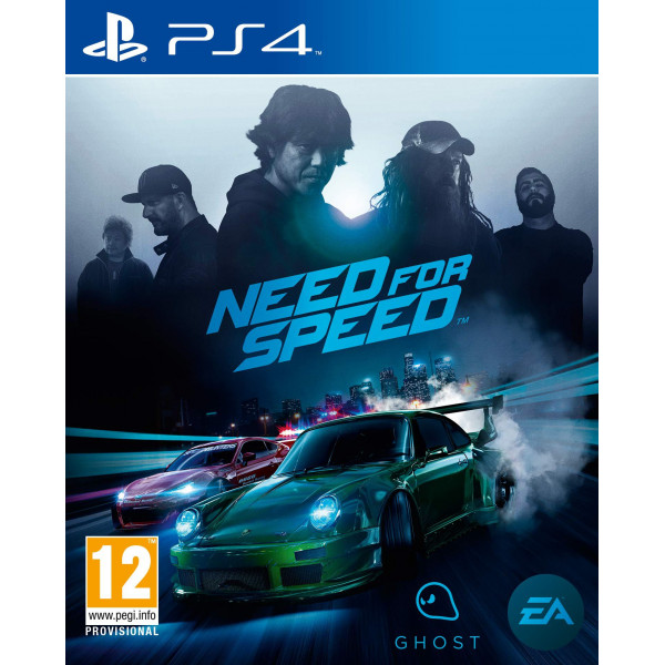 Electronic Arts Tv-Spel Need For Speed Nordic från Electronic arts