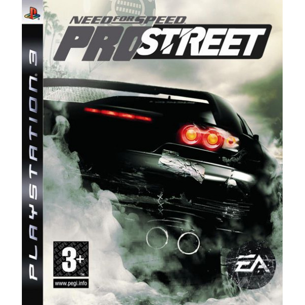 Electronic Arts Tv-Spel Need For Speed Prostreet Uk från Electronic arts