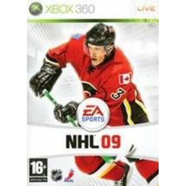 Electronic Arts Tv-Spel Nhl 09 från Electronic arts