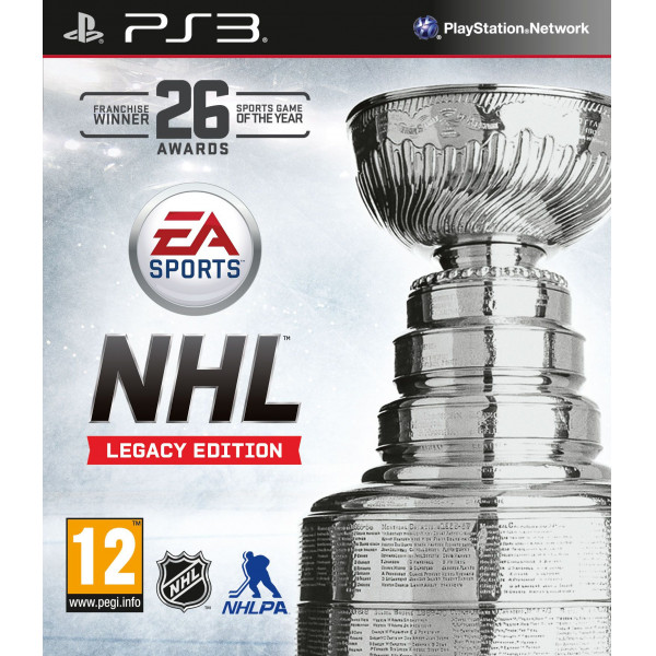 Electronic Arts Tv-Spel Nhl 16 - Legacy Edition från Electronic arts