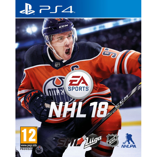 Electronic Arts Tv-Spel Nhl 18 Nordic från Electronic arts