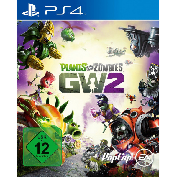Electronic Arts Tv-Spel Plants Vs Zombies Garden Warfare 2 German från Electronic arts