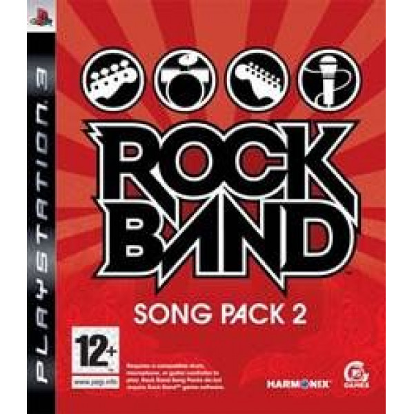 Electronic Arts Tv-Spel Rock Band Song Pack 2 från Electronic arts