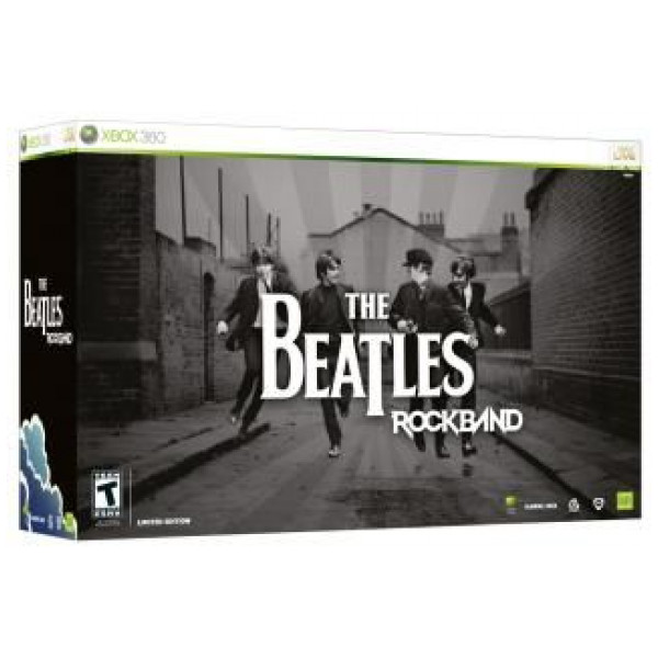 Electronic Arts Tv-Spel Rock Band The Beatles Limited Edition Premium Bundle från Electronic arts