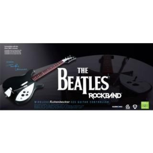 Electronic Arts Tv-Spel Rock Band The Beatles Rickenbacker 325 Standalone Guitar från Electronic arts