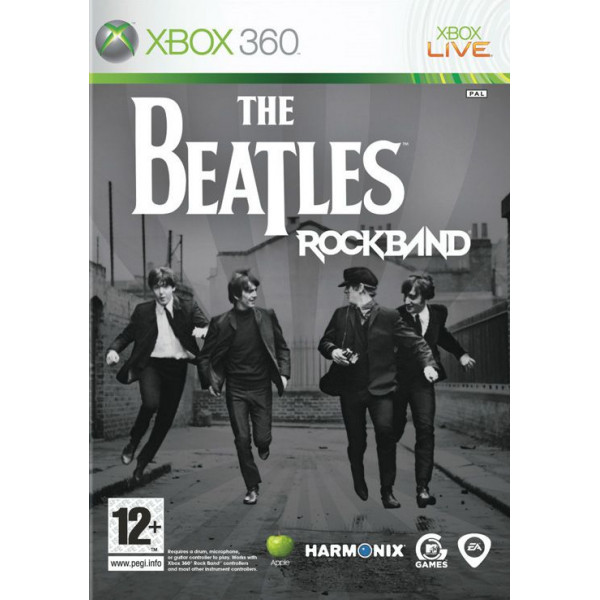Electronic Arts Tv-Spel Rock Band The Beatles Solus från Electronic arts