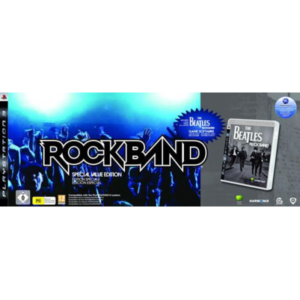 Electronic Arts Tv-Spel Rock Band The Beatles Value Pack från Electronic arts