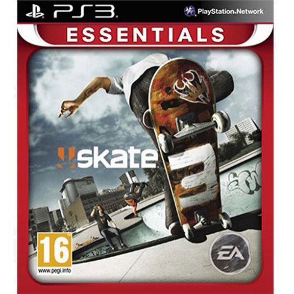 Electronic Arts Tv-Spel Skate 3 Three Essentials från Electronic arts