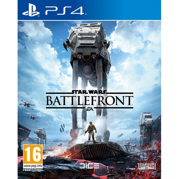 Electronic Arts Tv-Spel Star Wars Battlefront från Electronic arts