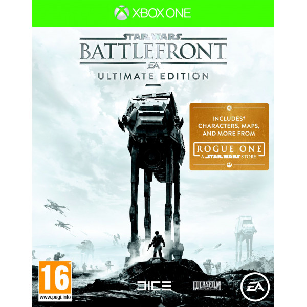 Electronic Arts Tv-Spel Star Wars Battlefront - Ultimate Edition från Electronic arts