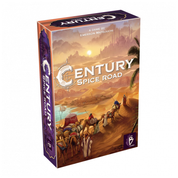 Enigma Sällskapsspel Century Spice Road från Enigma