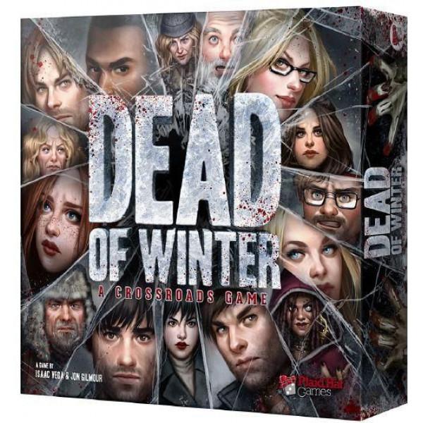 Enigma Sällskapsspel Dead Of Winter A Crossroads från Enigma