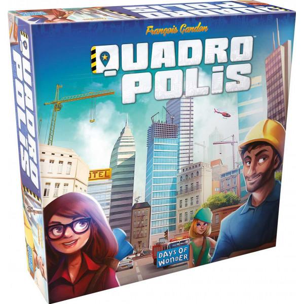 Enigma Sällskapsspel Quadropolis från Enigma