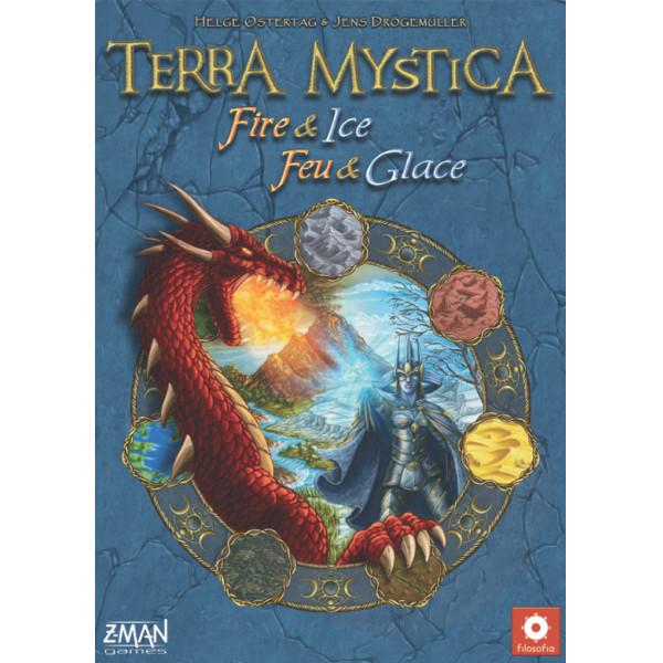 Enigma Sällskapsspel Terra Mystica Fire & Ice från Enigma