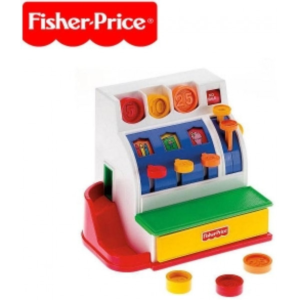 Fisher Price Babyleksak Kassaapparat från Fisher price