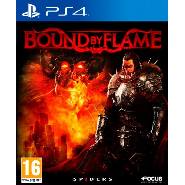 Focus Home Interactive Tv-Spel Bound By Flame från Focus home interactive