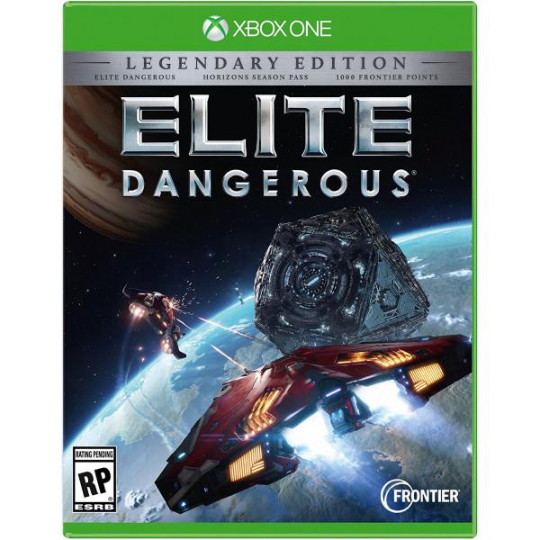 Frontier Developments Tv-Spel Elite Dangerous - Legendary Edition från Frontier developments