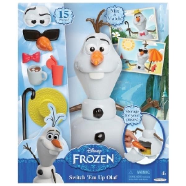 Frozen Docka Olaf Frost Bygga Ihop från Frozen