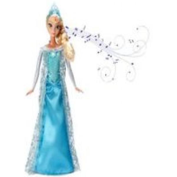 Frozen Docka Sing Elsa Doll från Frozen