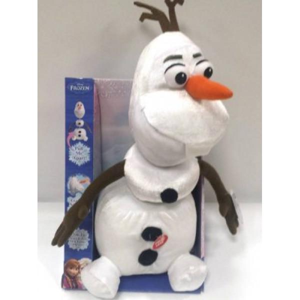 Frozen Gosedjur Olaf Frost Tar Isär från Frozen