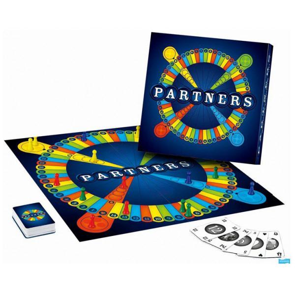 Game Inventors Sällskapsspel Partners från Game inventors