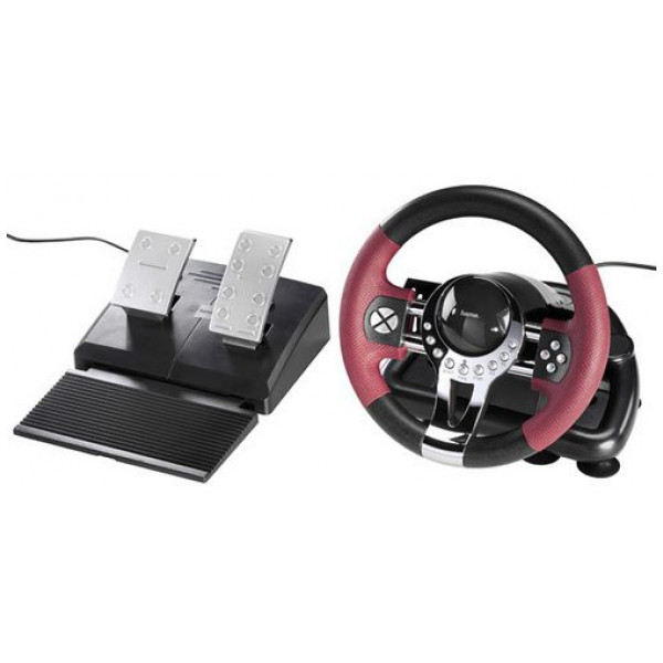 Hama Tv-Spel Thunder V5 Ps3 Racing Wheel från Hama