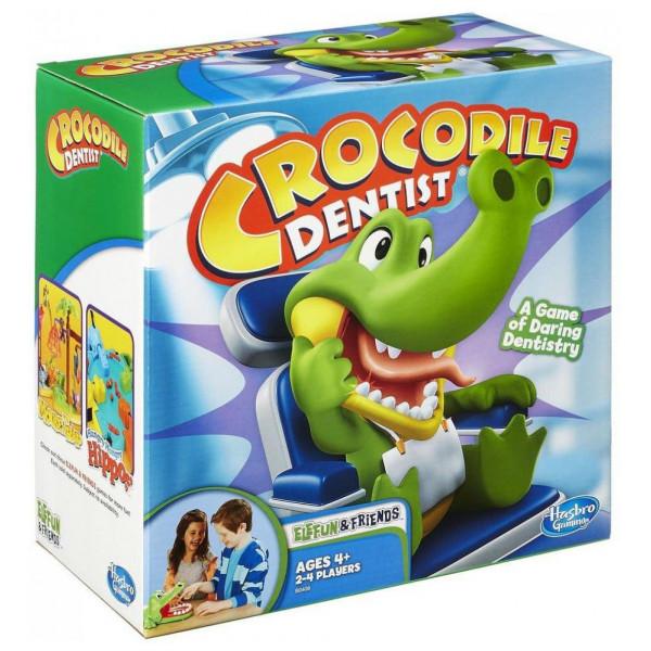 Hasbro Sällskapsspel Crocodile Dentist B0408 från Hasbro